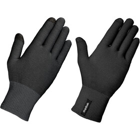GripGrab Merino Liner Gloves black